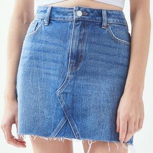 NWT - PacSun Jean Skirt
